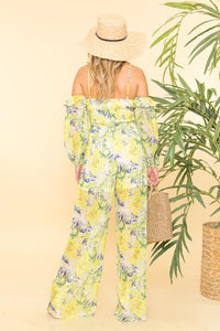 Lirio Jumpsuit Available