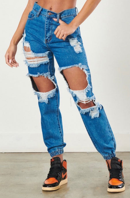 Andre Jogger Jeans