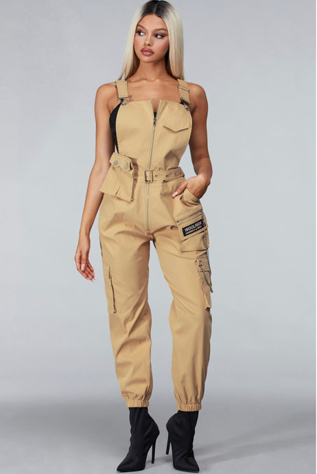 Quebec Overall Jogger
