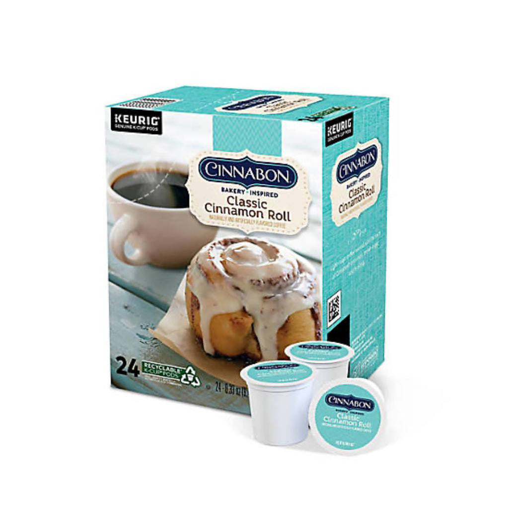 CLASSIC CINNAMON ROLL COFFEE K-POD - 24CT