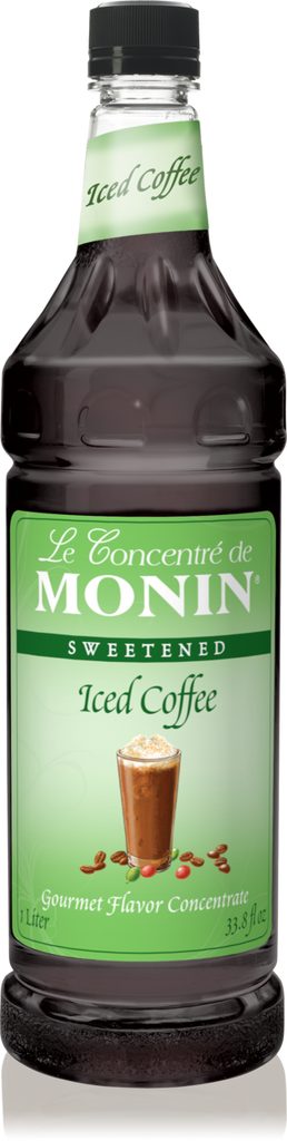 ICED COFFEE CONCENTRATE - 33.8OZ