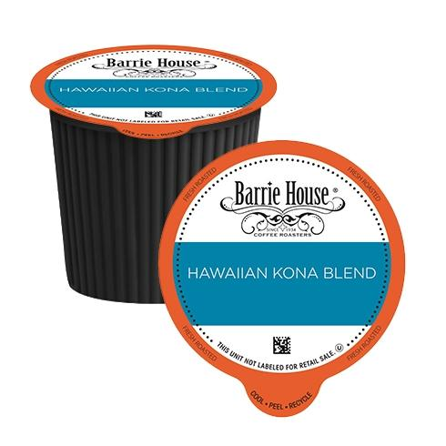 HAWAIIAN KONA HAPA COFFEE K-POD - 24CT