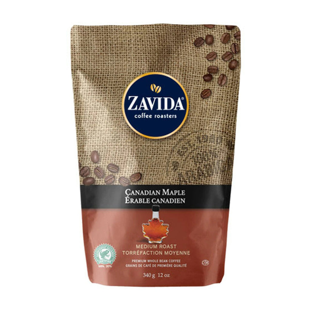 CANADIAN MAPLE COFFEE BEAN - 340G