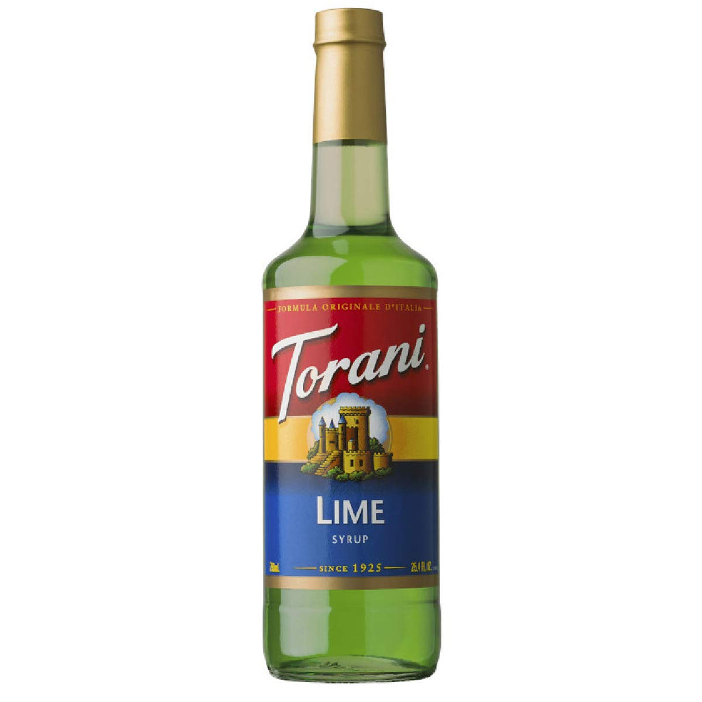 LIME SYRUP - 750ML