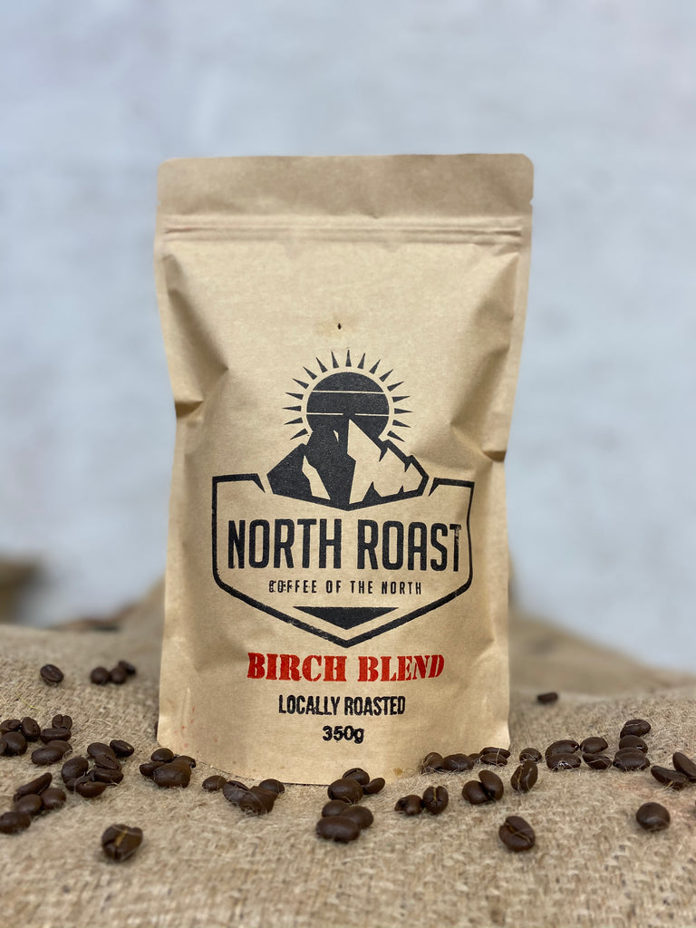 BIRCH BLEND COFFEE BEAN - 340G
