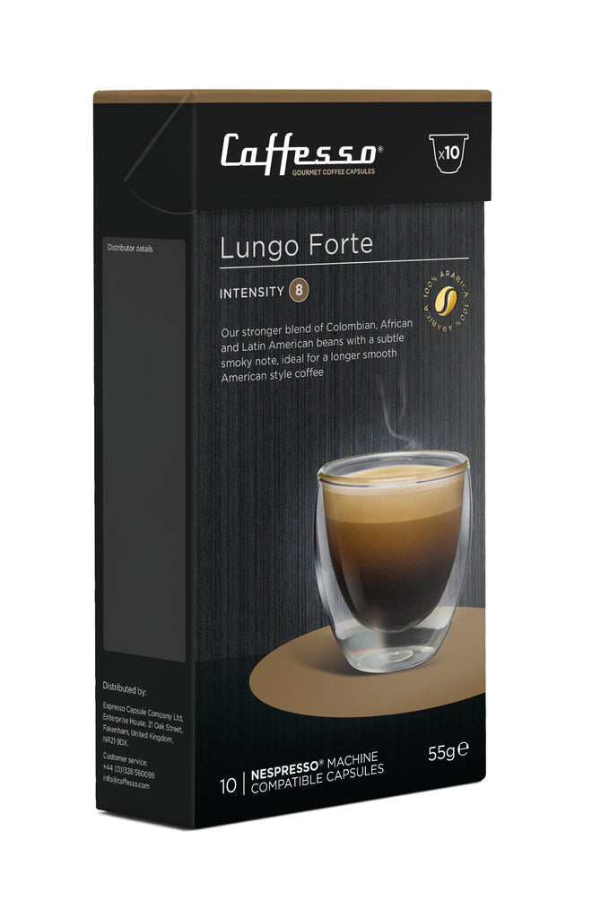 LUNGO FORTE ORIGINAL LINE COFFEE NES-POD - 10CT