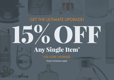 15% Off Any Single Item. Promo code: UPGRADE (Some exclusions apply)