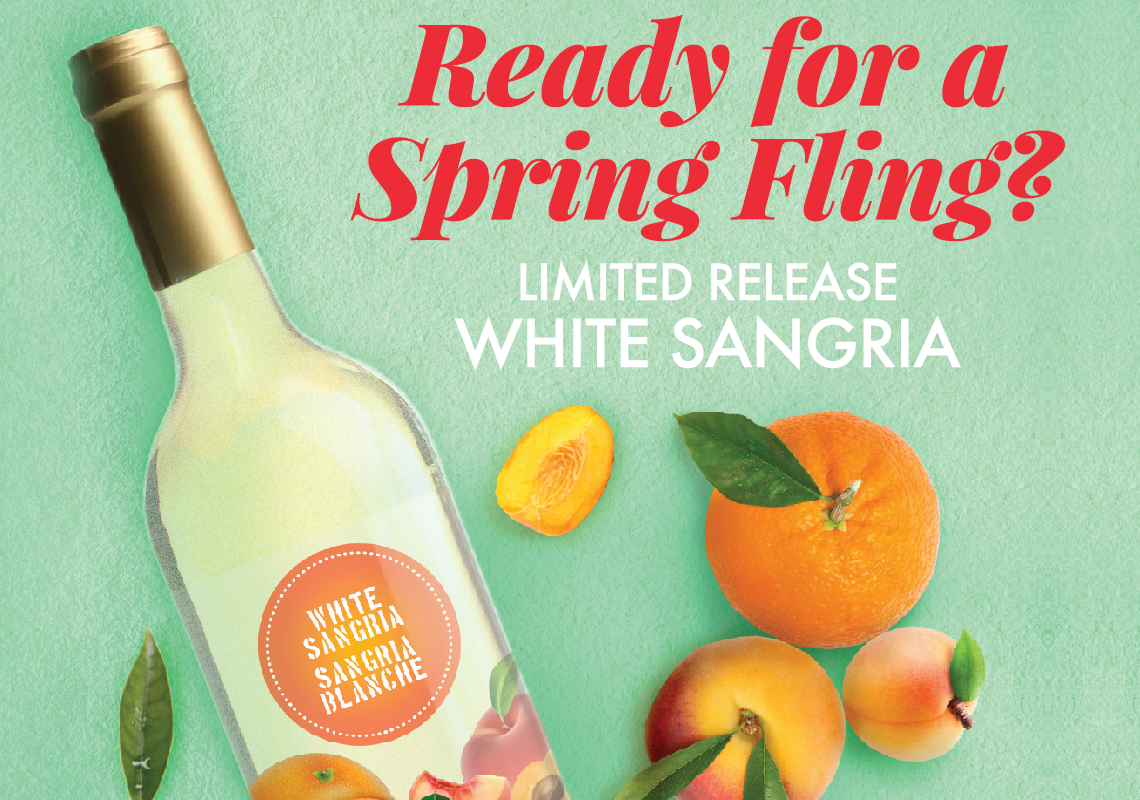 Pre-Order the Limited Release White Sangria - RJS Orchard Breezin'
