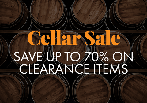 Cellar Sale: Up to 70% Off Clearance Items