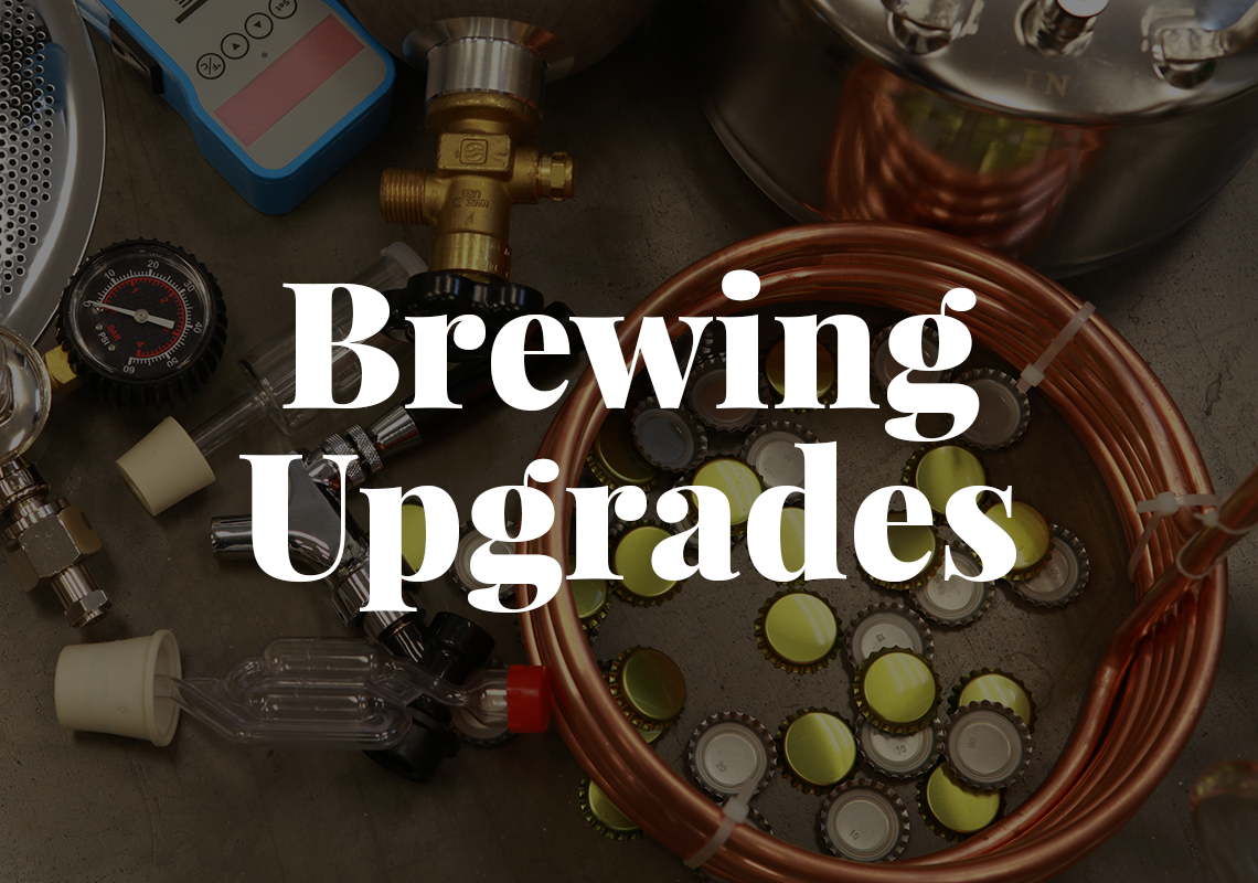 Brewing Upgrades