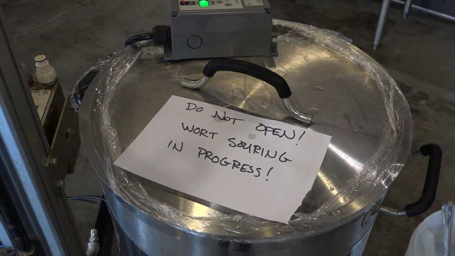 How to make a Kettle Sour beer