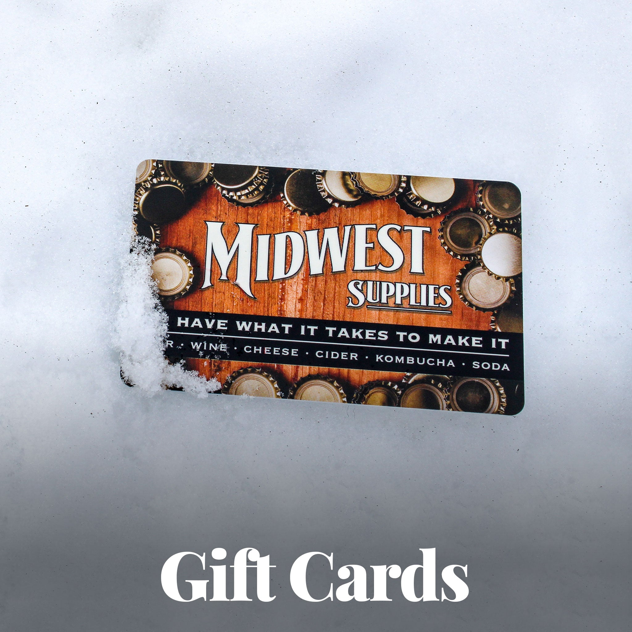 Midwest Supplies Gift Cards