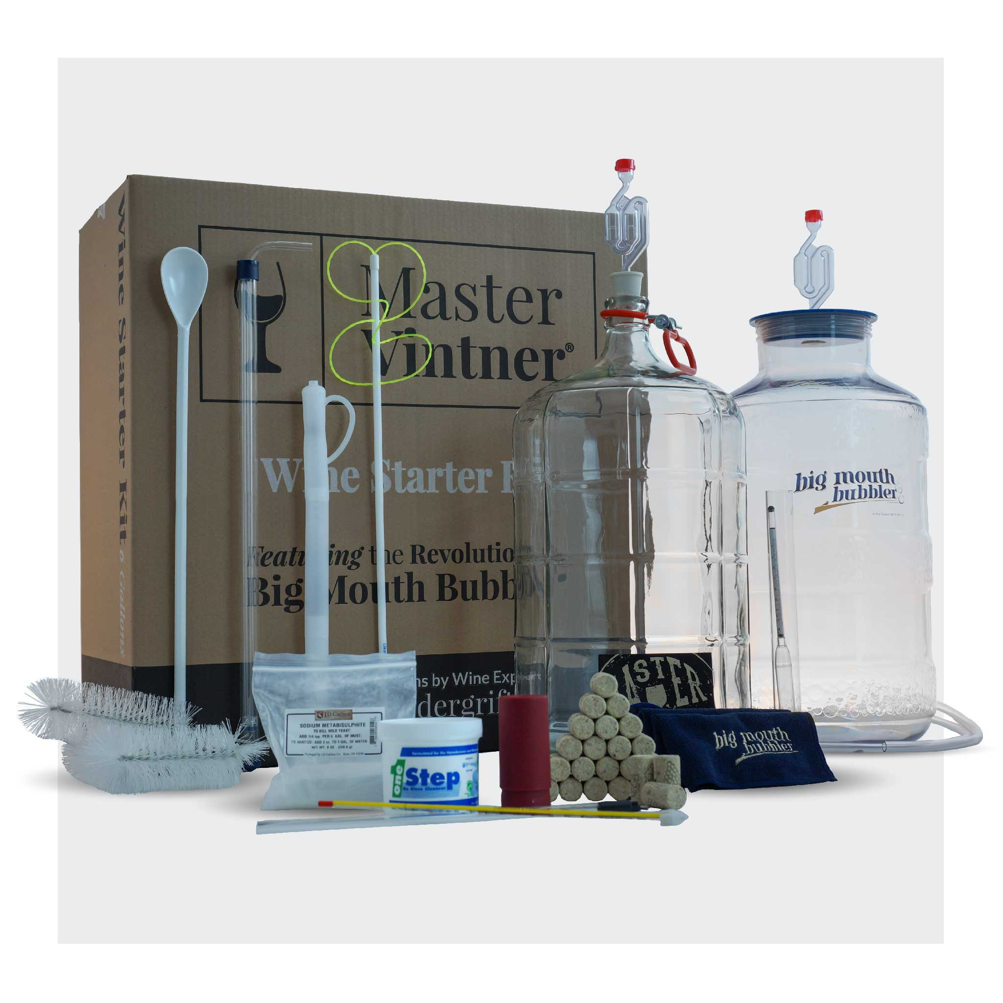 Wine Making Starter Kits
