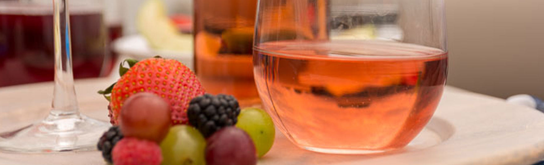How to make fruit wine with fruit puree