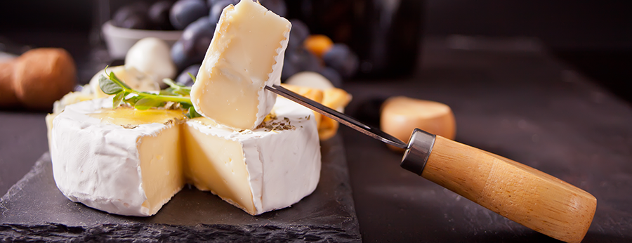 Pairing Wine with Cheese, Creamy and Funky