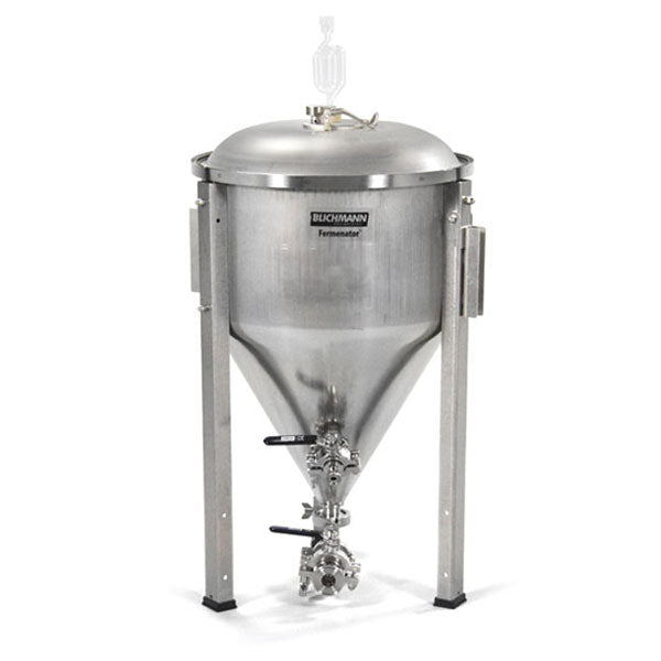14.5-Gallon Fermenator with Tri-Clamp Sanitary Fittings