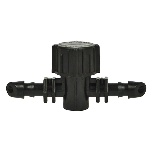 "1/4"" Barbed inline valve single"