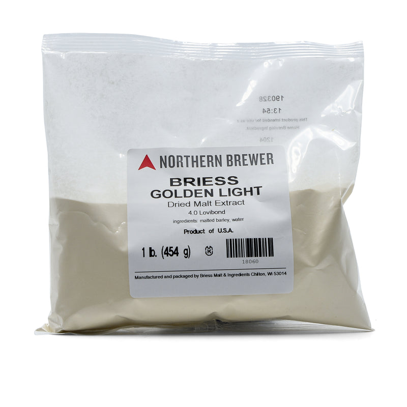 Golden Light Briess Dry Malt Extract (DME)