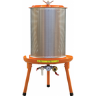 40L Painted Bladder Wine Press |
