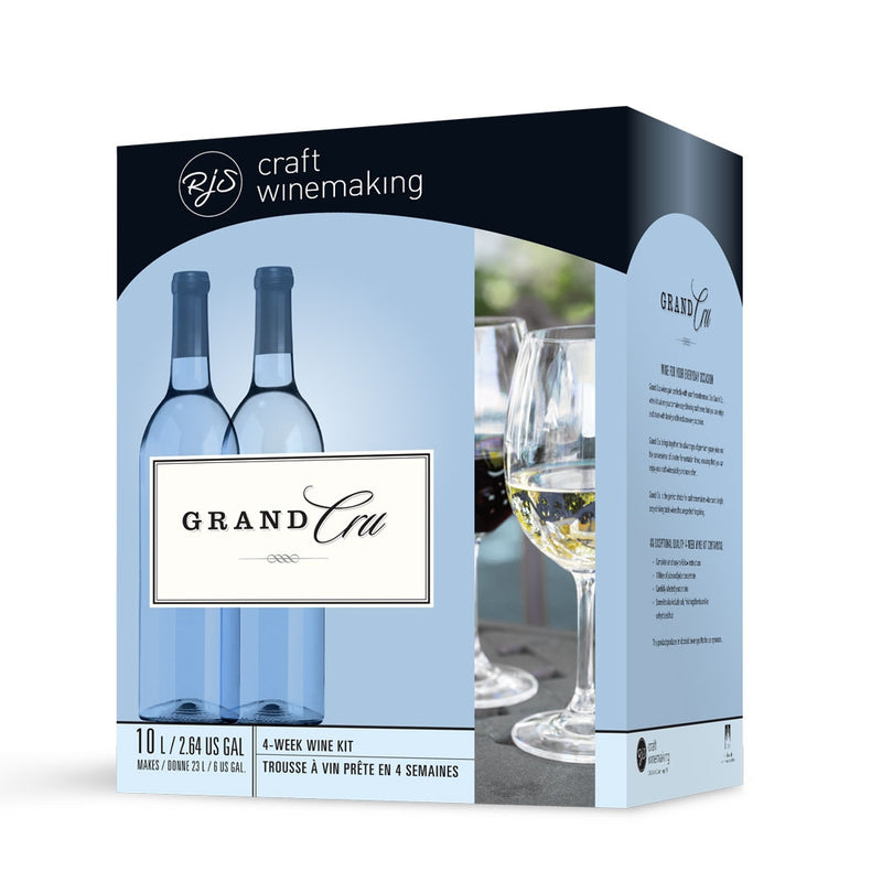 Shiraz Wine Kit - RJS Grand Cru