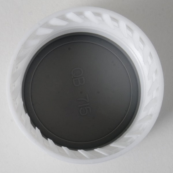 Interior-view of the Plastic Screw Cap