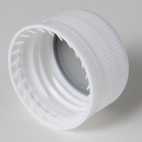A Plastic screw cap for PET bottles