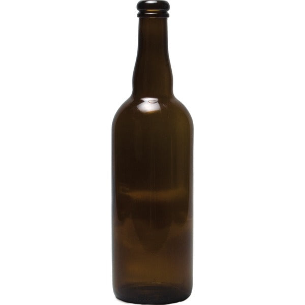 Belgian 750 ml Beer Bottles, case of 12