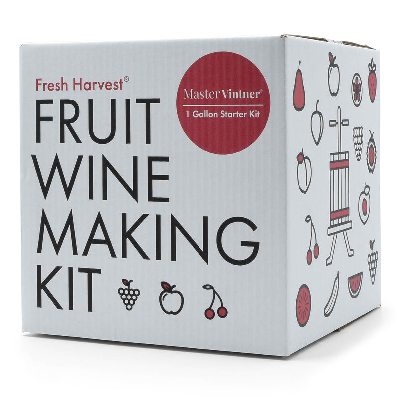 Box for the Country Wine Making Starter Kit