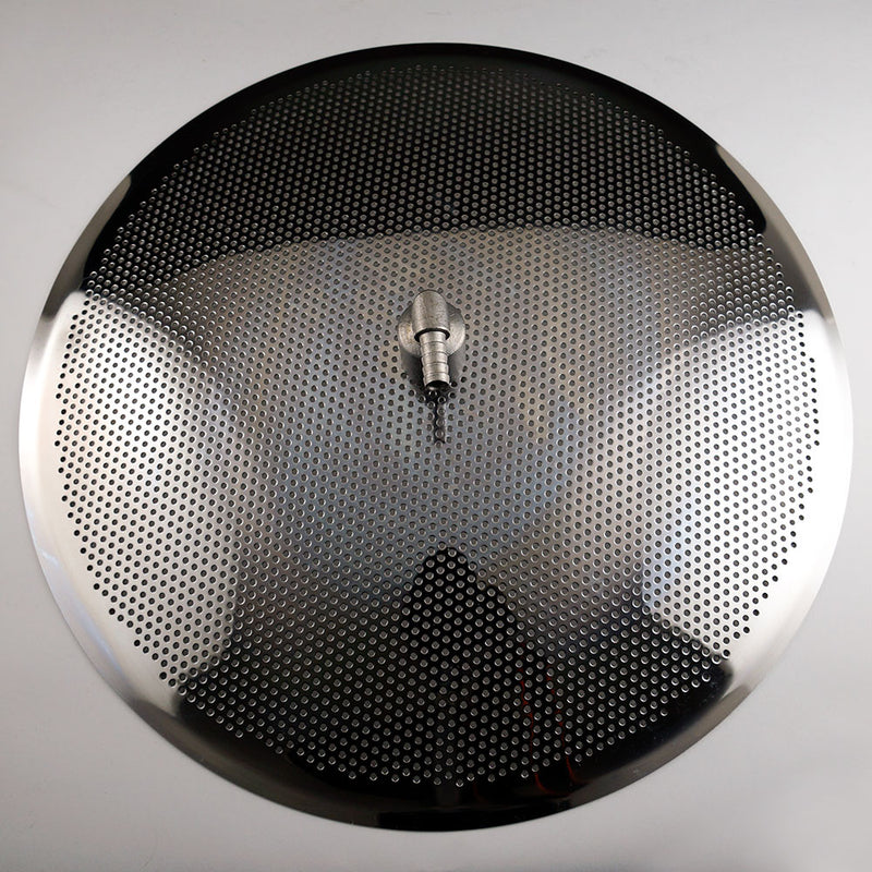 Titan™ 15 Inch Universal False Bottom: topside view
