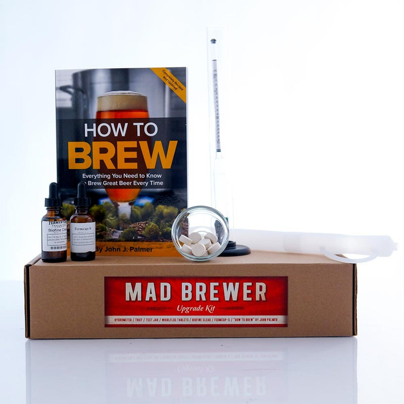 Mad Brewer™ Beer Testing Kit