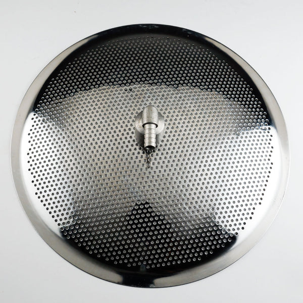 Detail view of the Titan™ 11.5 Inch universal False Bottom: topside view