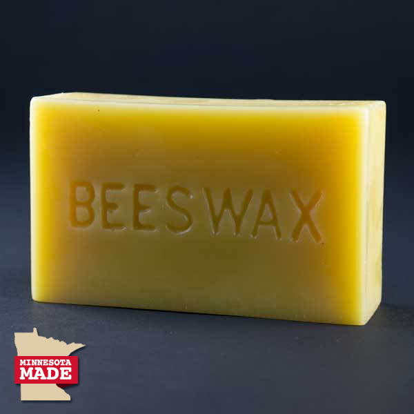 1-pound block of Ames' Fram Beeswax