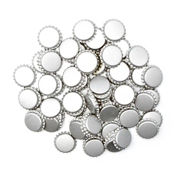 Oxygen Absorbing Bottle Caps in a pile