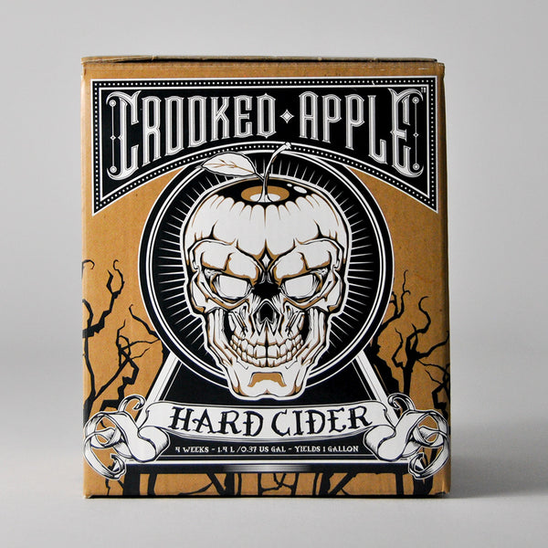 Grimhilde - Crooked Apple® Small Batch Hard Cider Recipe Kit