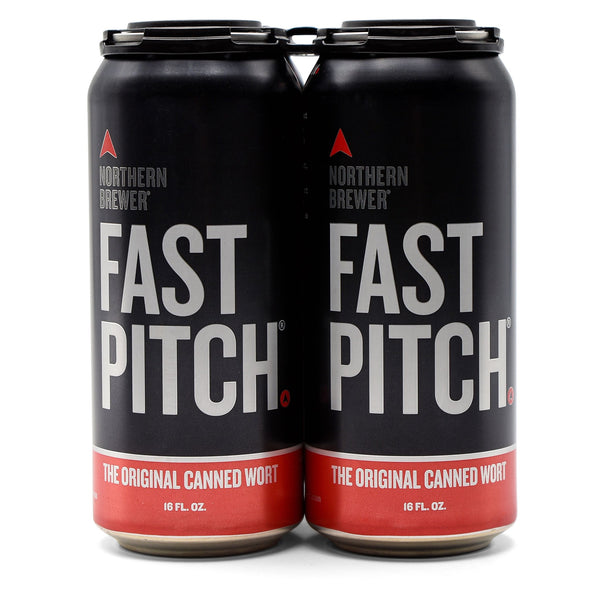 Fast Pitch Canned Wort - 4 Pack