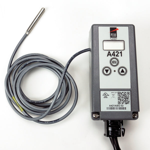 The Johnson A421 Digital Temperature Controller