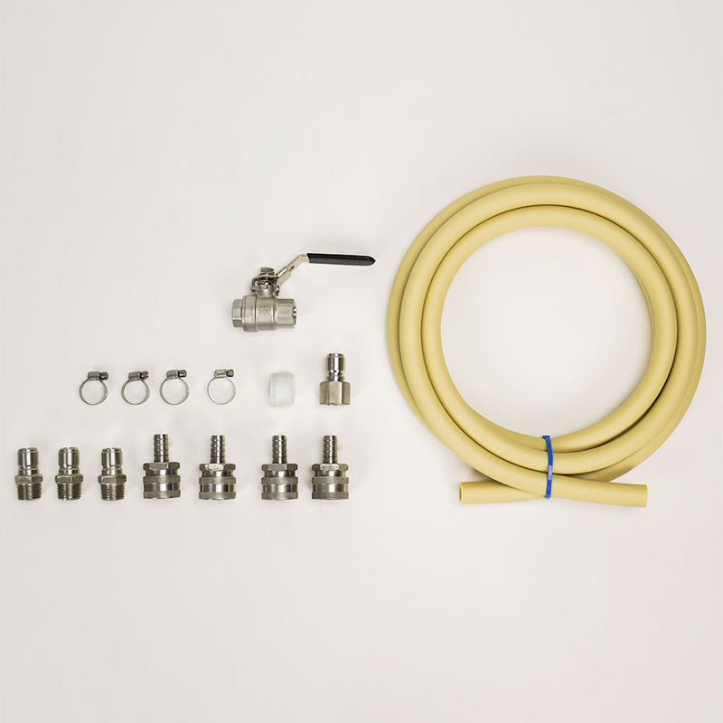 Transfer Quick Pump Connector Kit for Homebrewing Beer
