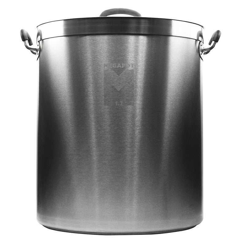 20 Gallon MegaPot 1.2 Undrilled Brew Kettle