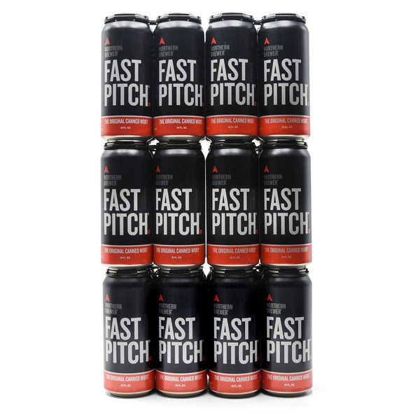 Fast Pitch Canned Wort - Grand Slam 24 Pack