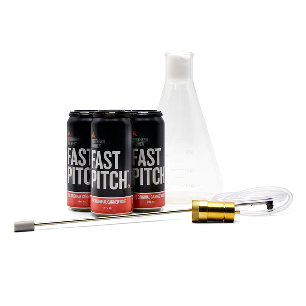 Bru Success™: Yeast Pitching Kit