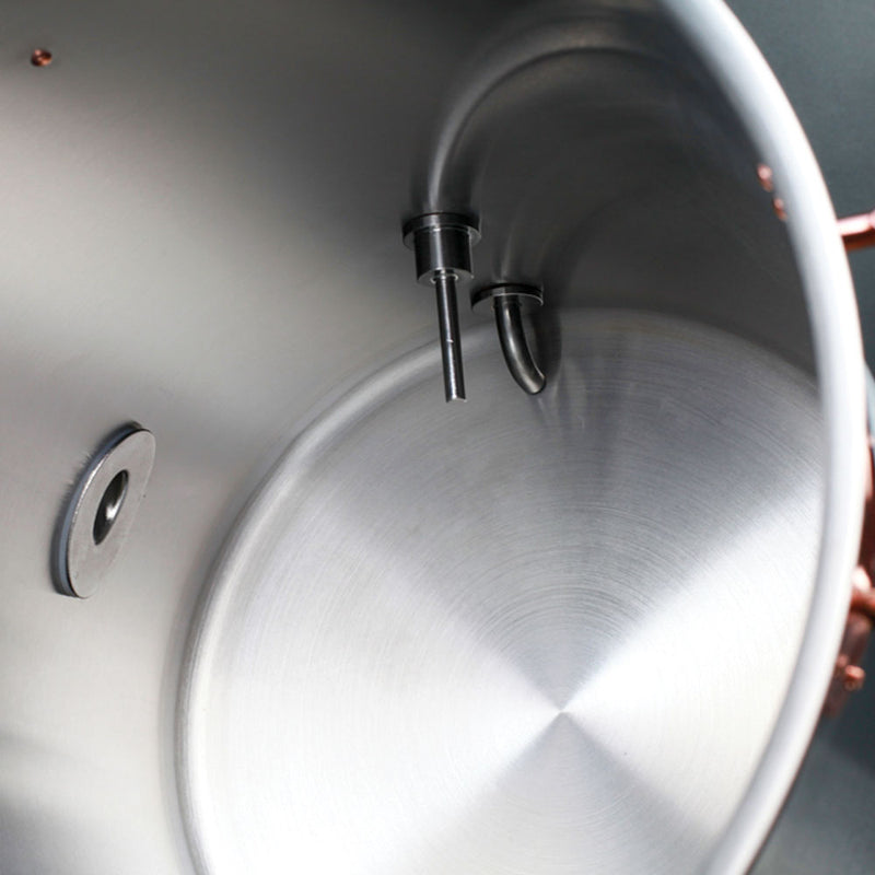 Edelmetall Brü™ Kettle - Detail Interior