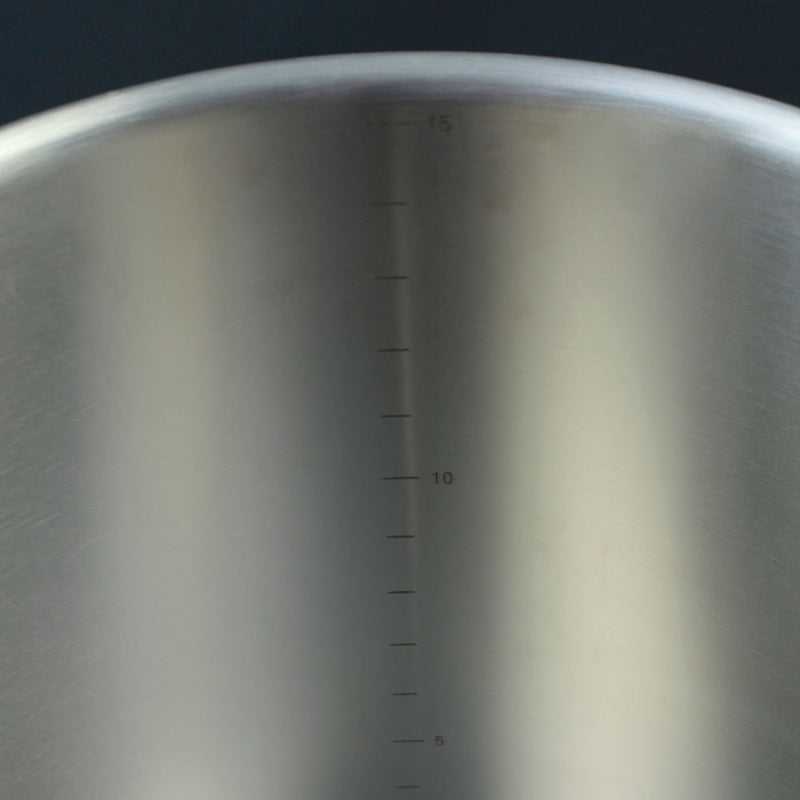 Edelmetall Brü™ Kettle - Interior Markings