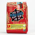 Peace Coffee: Twin Cities Blend Whole Beans Dark Roast