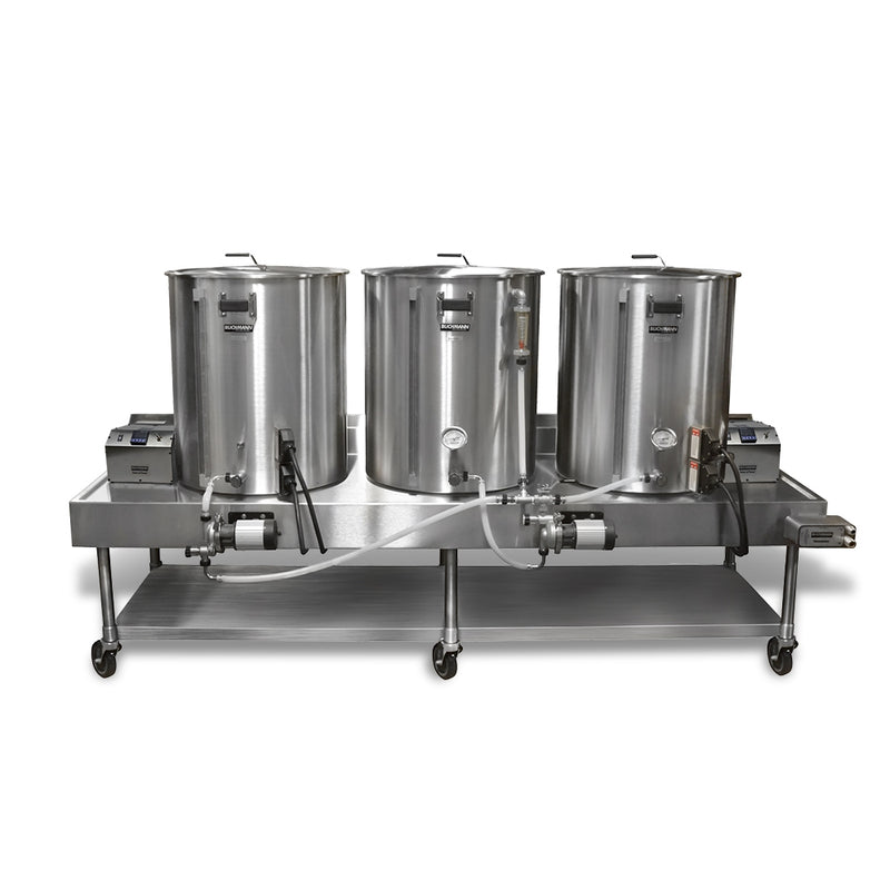 Blichmann 1 BBL Electric Horizontal Brewing System