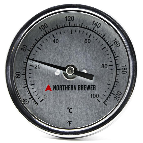 Dial Thermometer close-up