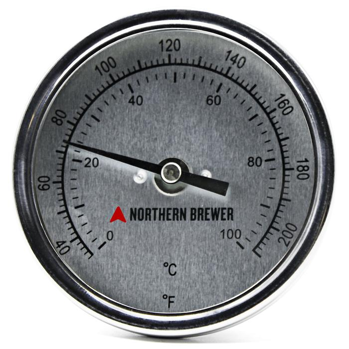 Dial Thermometer For Brew Kettles - By Northern Brewer