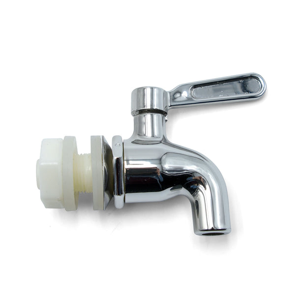 Replacment Plastic Spigot for Kombucha Brewing Vessels