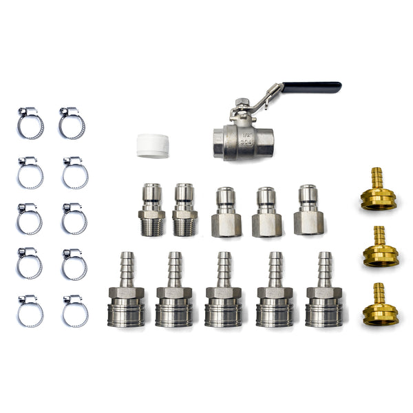 Counterflow Connection Kit - Pump