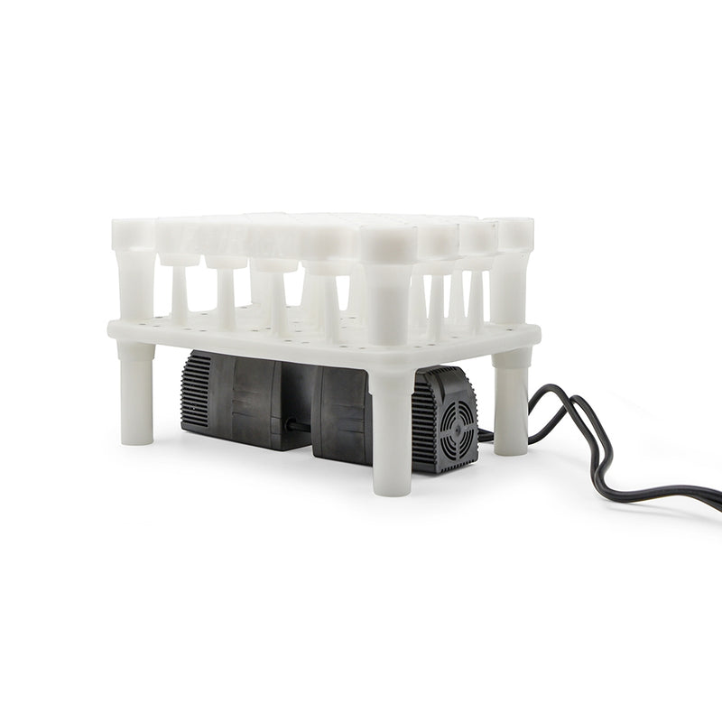FastWasher24 Bottle Washer with Rack