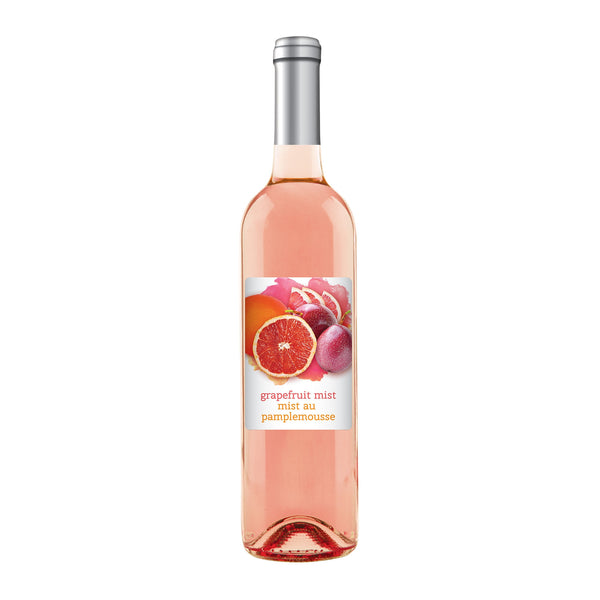 Grapefruit Passion Rosé Wine Kit's bottle by Winexpert Island Mist